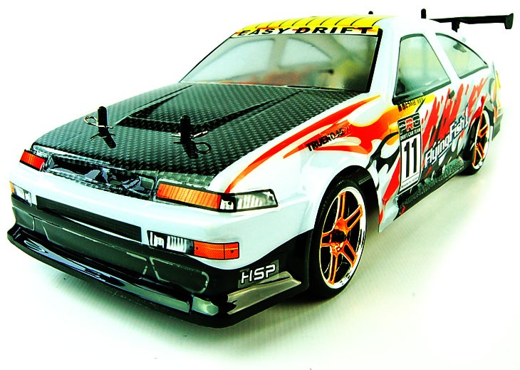 Petrol Rc Cars